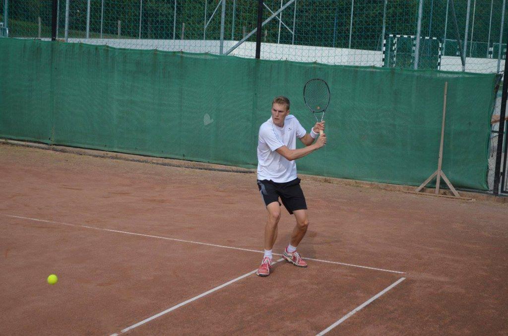 Bronzérem a megyei teniszbajnokságban